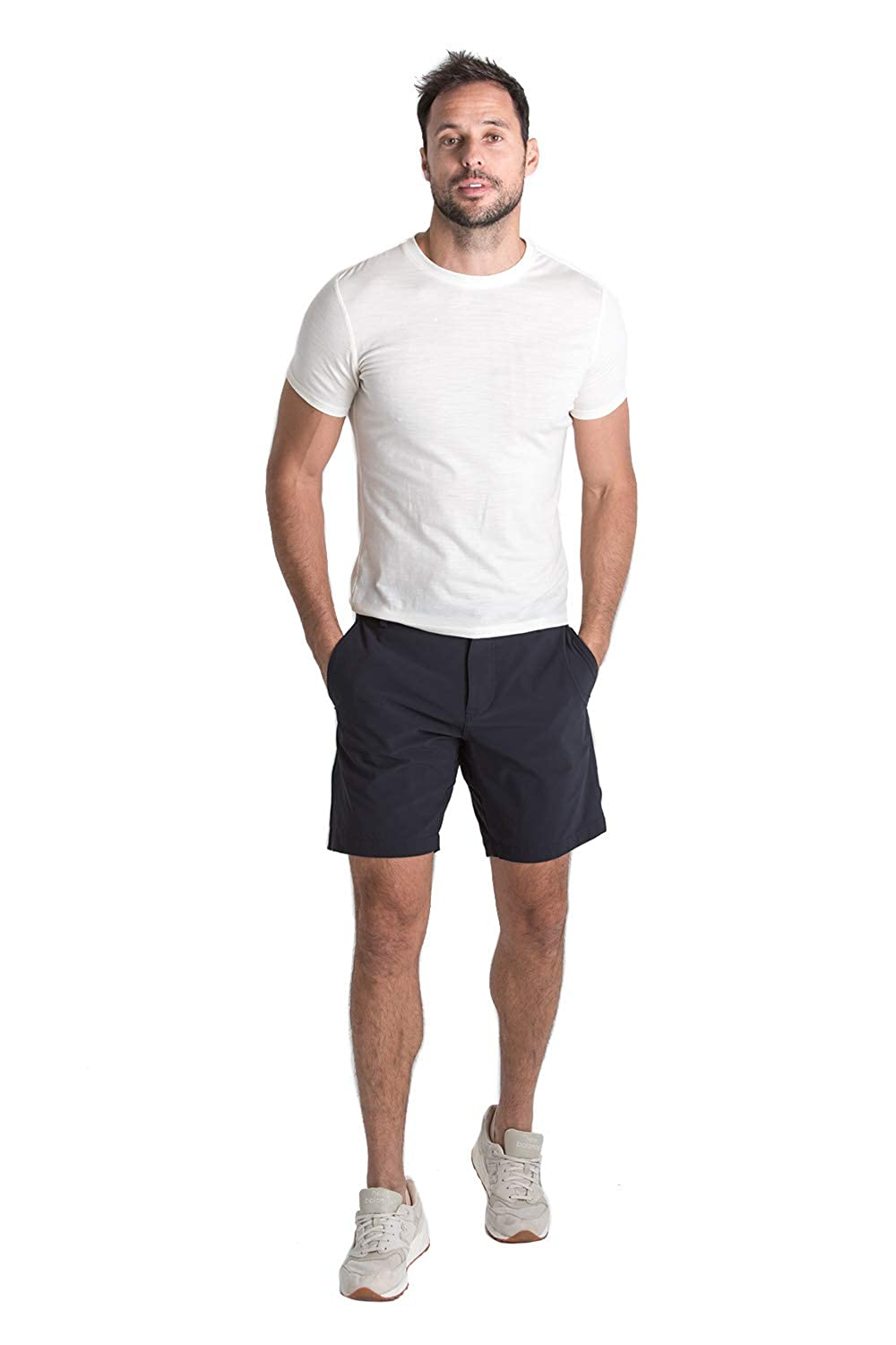 4-Way Stretch Capital Shorts Olivers Apparel