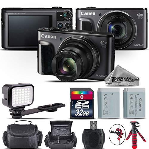 TriStateCamera CANPSSX720BKKB