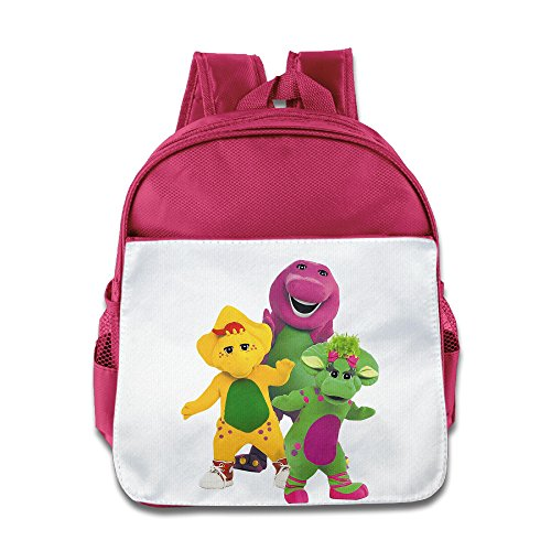 Barney And Friends Backpack / Baby Boys Girls School Backpack