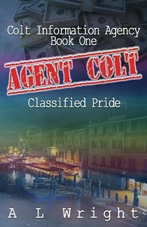 Agent Colt Classified Pride