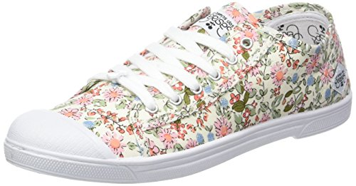 Sneakers fiore 02 donna Time Basic Cherry da multicolore U0txqBEaw