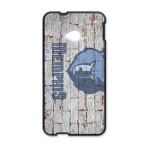 SVF memphis grizzlies logo Hot sale Phone Case for HTC ONE M7 Black