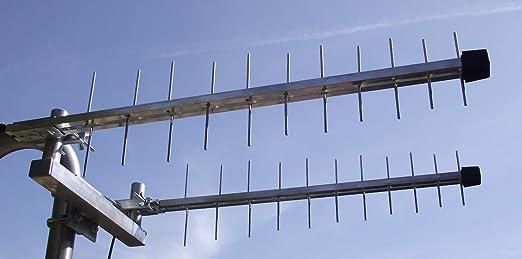 39 opinioni per Wittenberg Antennen + Technik GmbH Set antenna LTE compresi 2 cavi da 10 m,