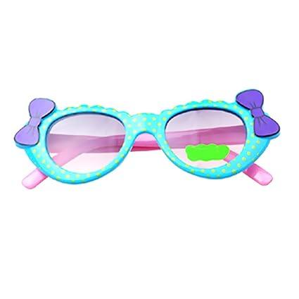 B Blesiya Gafas de Sol para NIños Productos de Boda ...