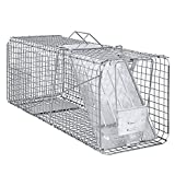 Best Choice Products Raccoon Skunk Poss Humane Animal Trap 31