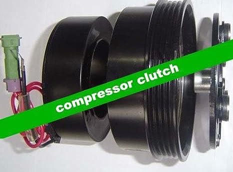 GOWE aire acondicionado Compresor embrague para 7 V16: Amazon.es: Bricolaje y herramientas