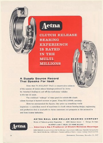 1957-aetna-ball-and-roller-bearing-company-clutch-release-bearing-print-ad-memorabilia-56802