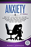 Anxiety self help: Why Can't I Stop Worrying? With a FREE EBOOK INSIDE, Why am I Fearful All The Time?  How Can I Overcome These Anxiety Issues And Have ... Anxiety Relief, Anxiety and depression)