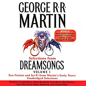 Dreamsongs, Volume I (Unabridged Selections) Audiobook