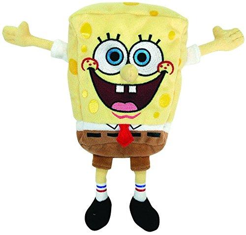 Ty Beanie Babies Spongebob Best Day Ever