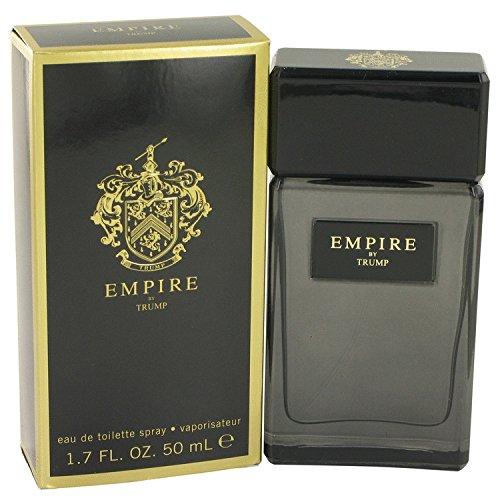 Donald Trump Empire Eau De Toilette Spray for Men, 1.7 Ounce