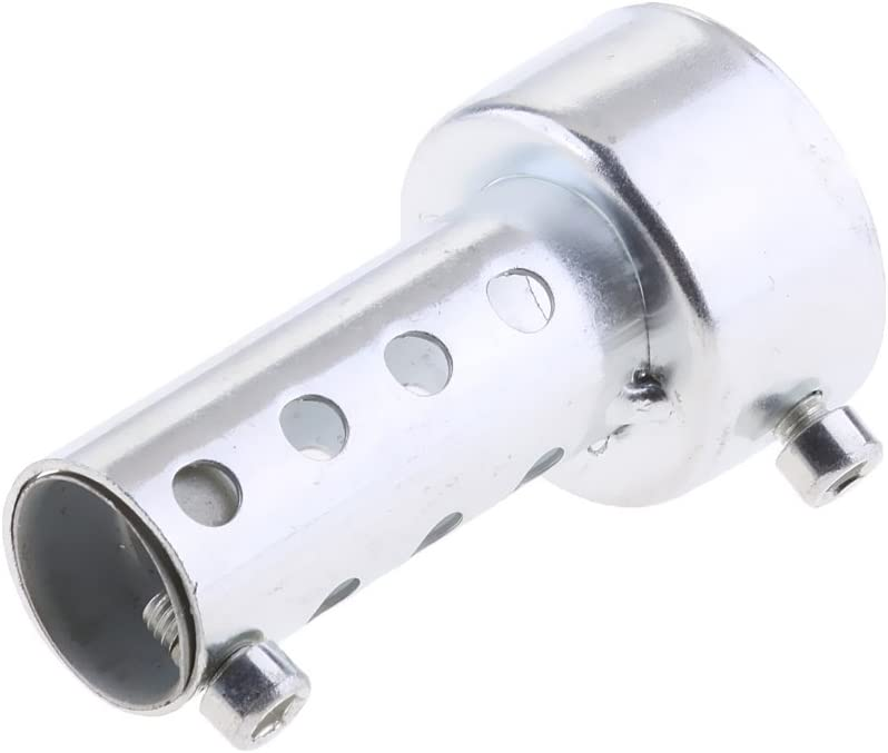 4pcs Universal Motorcycle Exhaust Can Killer Silencer Muffler Baffle 42mm
