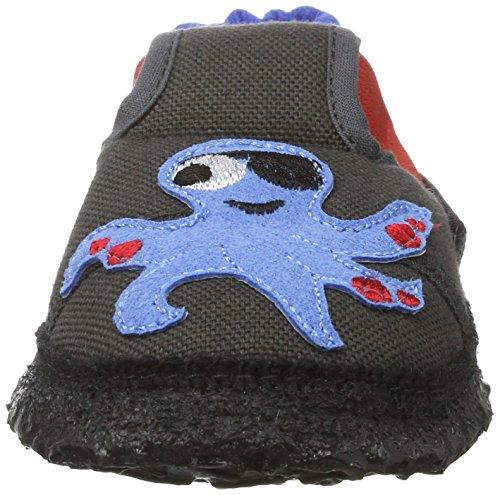 Nanga Taucher - Zapatillas de casa Niños gris