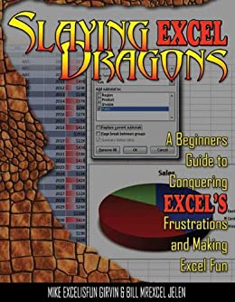 Slaying Excel Dragons Ebook