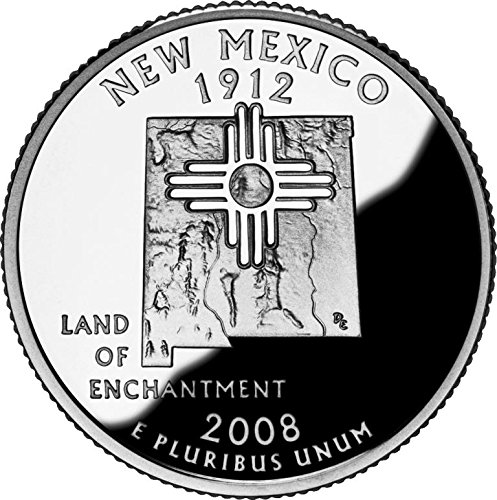 2008 D Bankroll of New Mexico Statehood Uncirculated