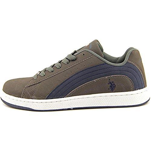 Assn Men Gray US H Slyde 8 US Sneakers Polo Sg45qcr5f