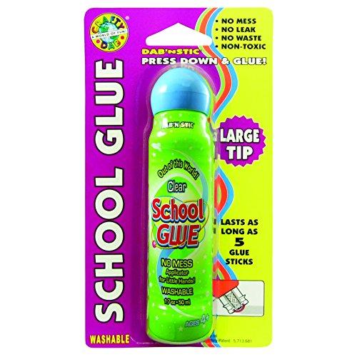 Crafty Dab School Glue by Clarence J. Venne, LLC