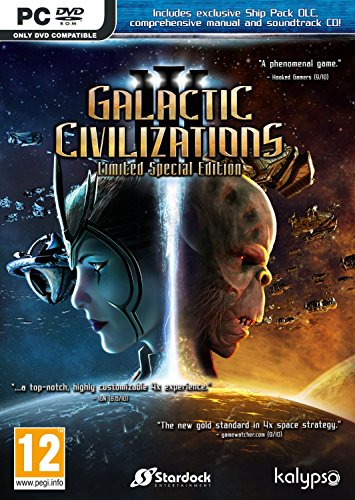 Galactic Civilizations III Limited Special Edition (PC DVD) (UK IMPORT)