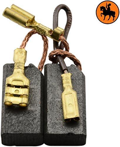 Avec arr/êt automatique Balais de Charbon pour HILTI TE24 marteau 2.4x3.9x7.5 6,3x10x19mm