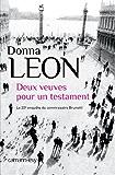 Deux veuves pour un testament (Suspense Crime) (French Edition)