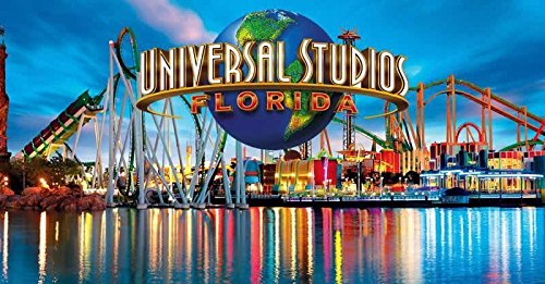 Universal Studios - Florida -Photo Fridge Magnet Ace Geordie Collectables
