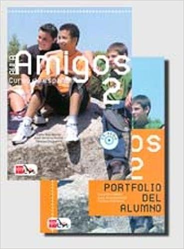 Aula Amigos Internacional: Pack Del Alumno (Libro + Portfolio) + CD 2 (Spanish Edition): unknown: 9788467521269: Amazon.com: Books