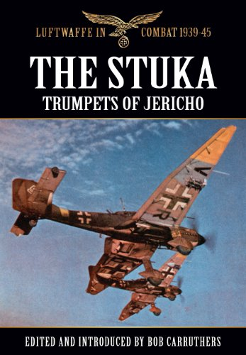 Amazon The Stuka Trumpets Of Jericho Ebook Bob Carruthers