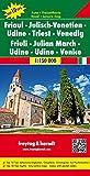 Friuli Venezia Giulia-Veneto 1:150.000