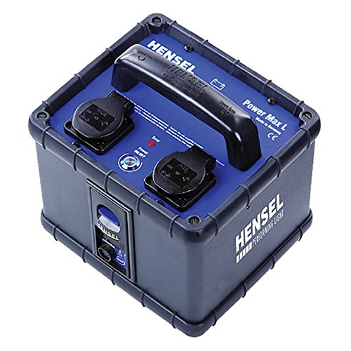 Hensel Power Max L Lithium Mobile Power Supply by Hensel