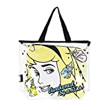 Disney Beauty and Beast Belle Tote Bag with Removable Cosmetic Pouch Included