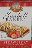Sunbelt Bakery Fruit & Grain Bars (strawberry) 11 oz, 8 Ct