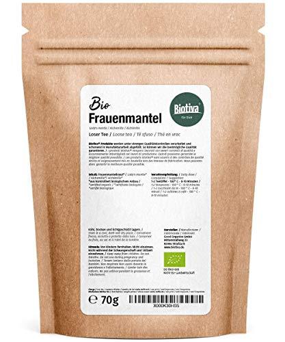 Alchemilla Bio - 70g - qualità massima biologica - Tè - alchemilla vulgäres - raccomandato da ostetriche - confezionato… 2 spesavip