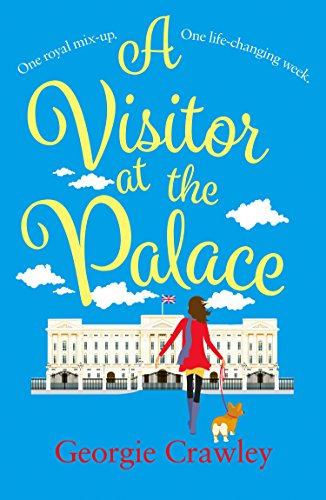 A Visitor at the Palace: The perfect feel-good royal romance to read this summer cover