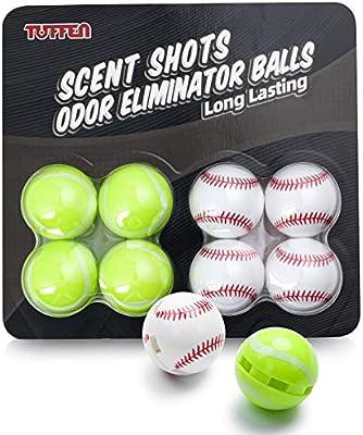 Deodorizer Balls for Sneaker, Shoe Odor