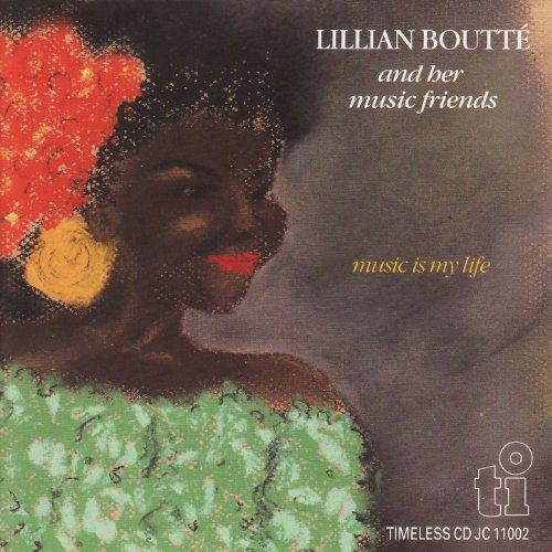 Lillian Boutte And Her Music Friends-Music Is My Life-CD-FLAC-1989-LoKET Download