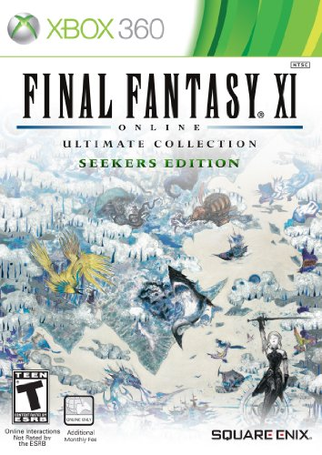 Square Enix Final Fantasy XI Ultimate Collection Seekers ...