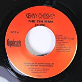 Kenny Chesney 45 RPM The Tin Man / I Finally Found Somebody