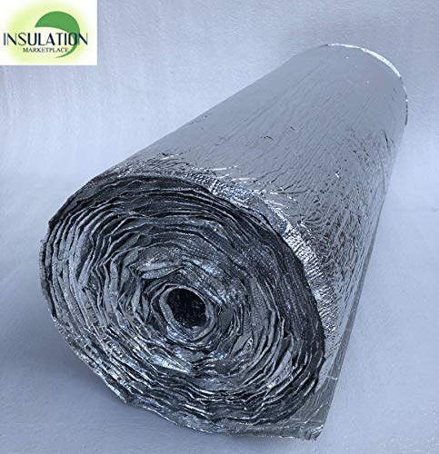 Foam Core Radiant Barrier 5MM SmartSHIELD 5P PERFORATED Reflective Insulation