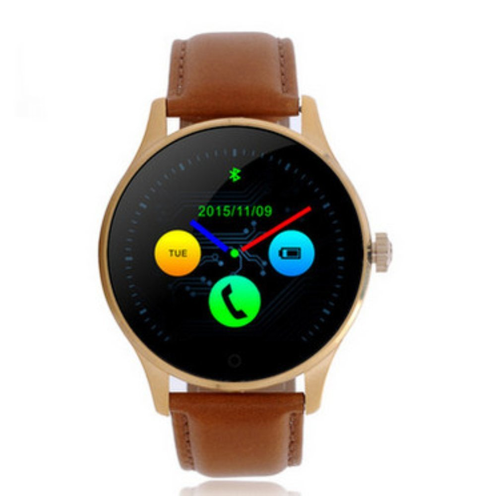 Amazon.com: K88H Smart Watch Heart Rate Monitoring ...
