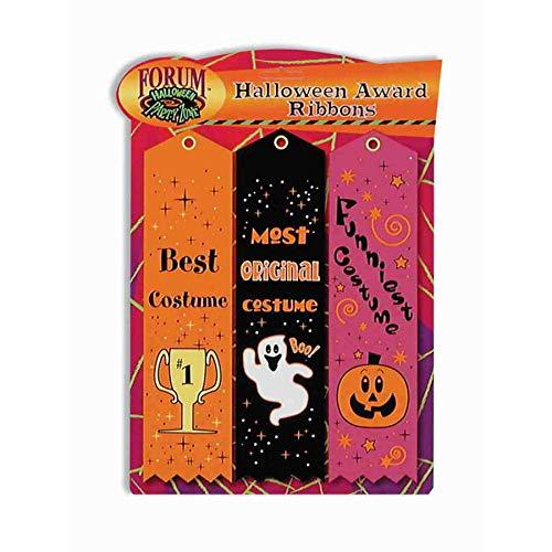 Halloween Award Ribbons (3) -