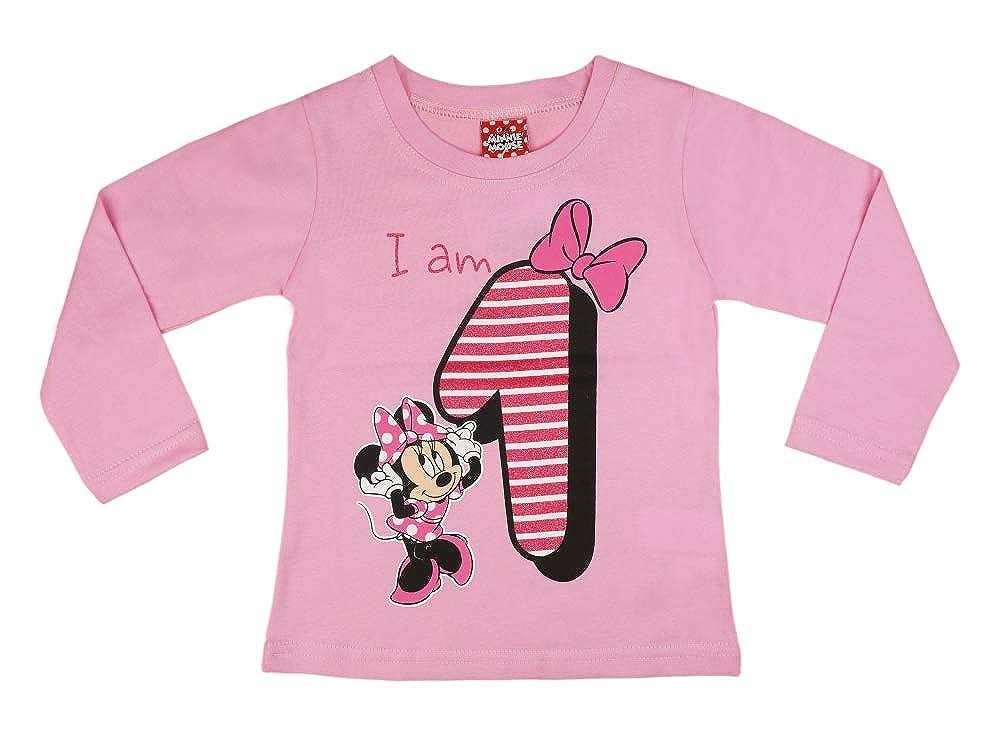 Minnie Baby-M/ädchen Newborn Schlafstrampler
