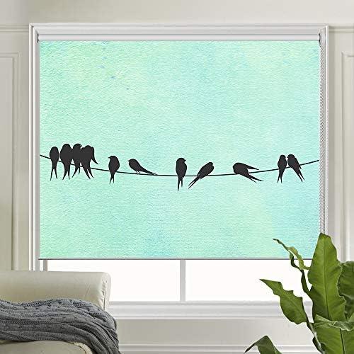 LETAU Blackout Window Shades Blind