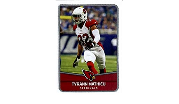 Amazon.com  2016 Panini Stickers  415 Tyrann Mathieu Arizona Cardinals  Football Card  Collectibles   Fine Art 76d6c6bdc