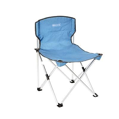 WUPO Chaise Pliante En Plein Air - Chaise De Pêche Portative De Plage Camping Aluminium Grande Capacité 120 Kg