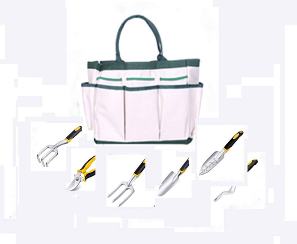 LY-SDA Kit da Giardinaggio Set di Attrezzi da Giardino di 7 Utensili