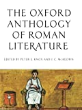 img - for The Oxford Anthology of Roman Literature book / textbook / text book