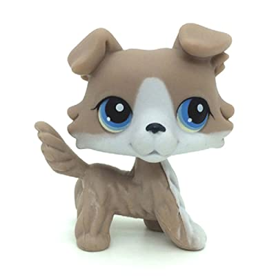 Cute Pets, Toy Cats, Dogs, Small pet Shops, LPS Girls Birthday Gifts #Rarity #Cartoon Toys 45: Toys & Games