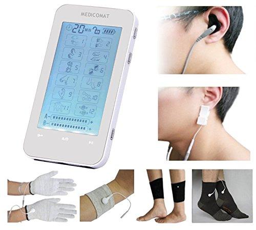 Rheumatoid Arthritis Medicomat-3o with Socks Gloves Wristlet Ankle Pain Treatment by Medicomat