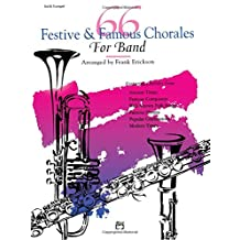 66 Festive and Famous Chorales for Band: 3rd B-flat Trumpet