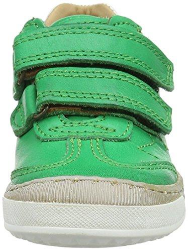 Bisgaard Unisex-Kinder 40332118 Sneaker Grün (1000 Green)